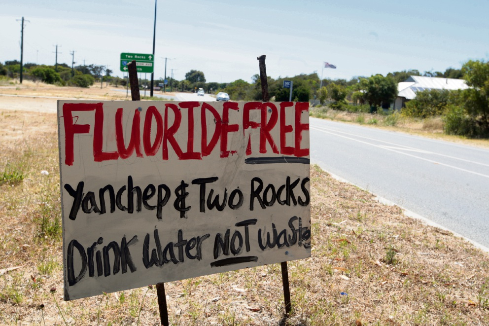 Yanchep Two Rocks Fluoride Free group to hold community meeting