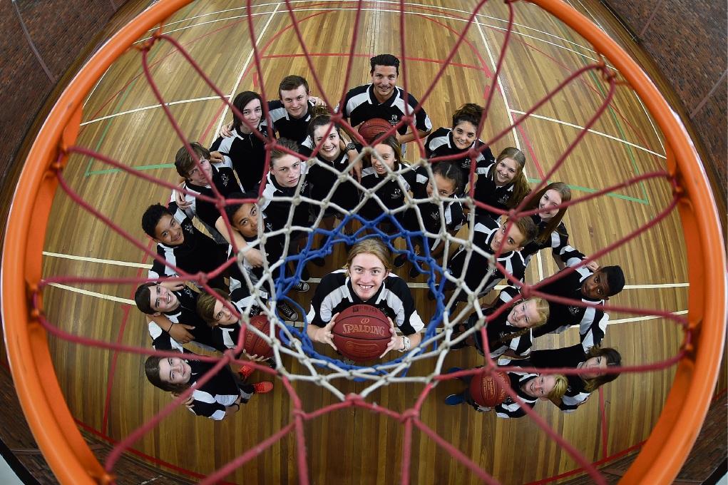 Rockingham SHS trio bouncing way to Melbourne for basketball tournament