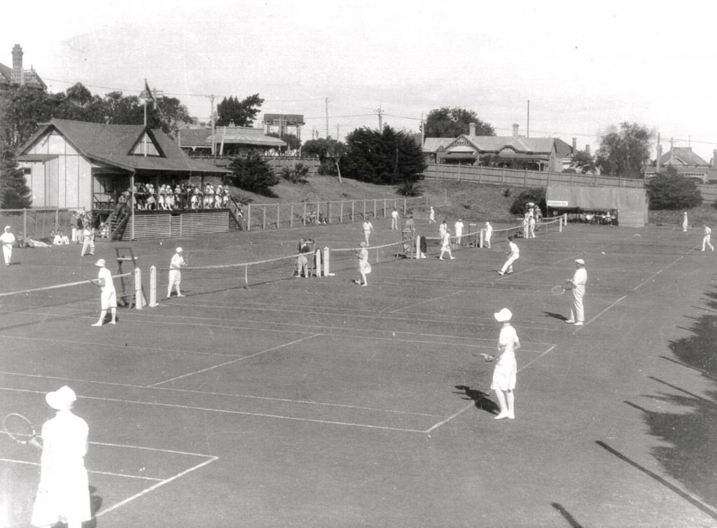 Loton Park Tennis Club celebrates one century this weekend.