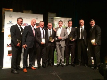 Soccer: ex-Socceroo Chris Coyne inducted into WA Hall of Fame