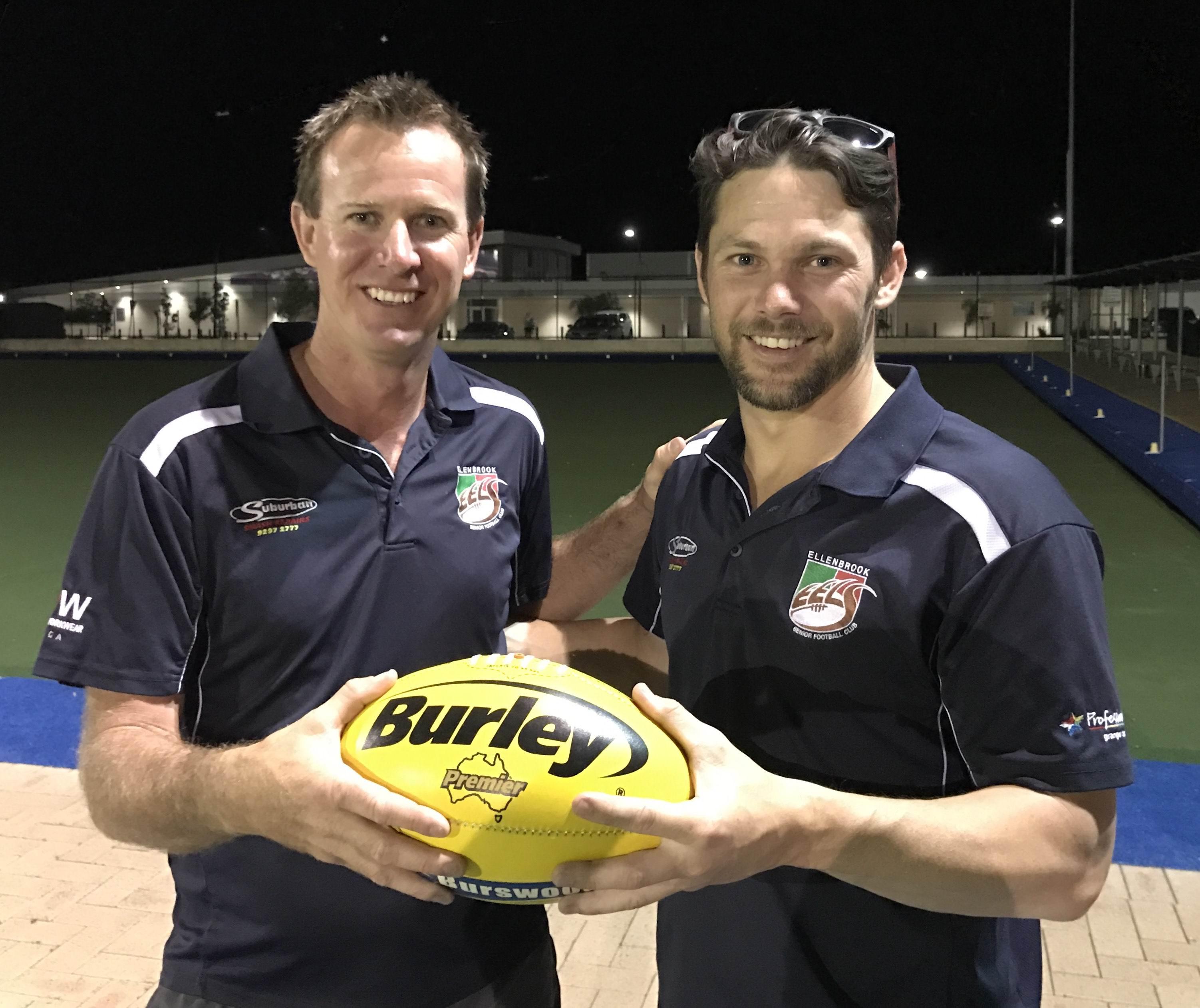 Football: Ellenbrook Eels appoint former Geelong player Justin Wood as coach