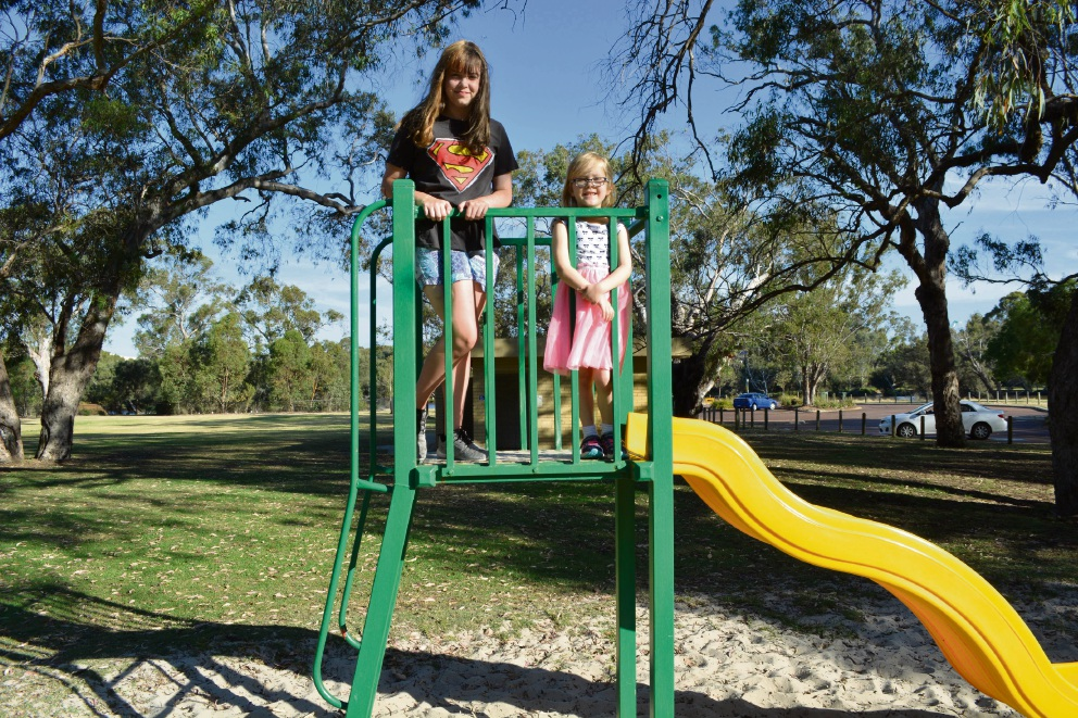Nature playground in Bassendean could soon be a reality