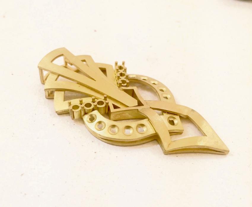 Duncraig jeweller is golden boy of his craft