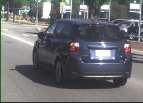 East Victoria Park: Subaru stolen with toddler inside