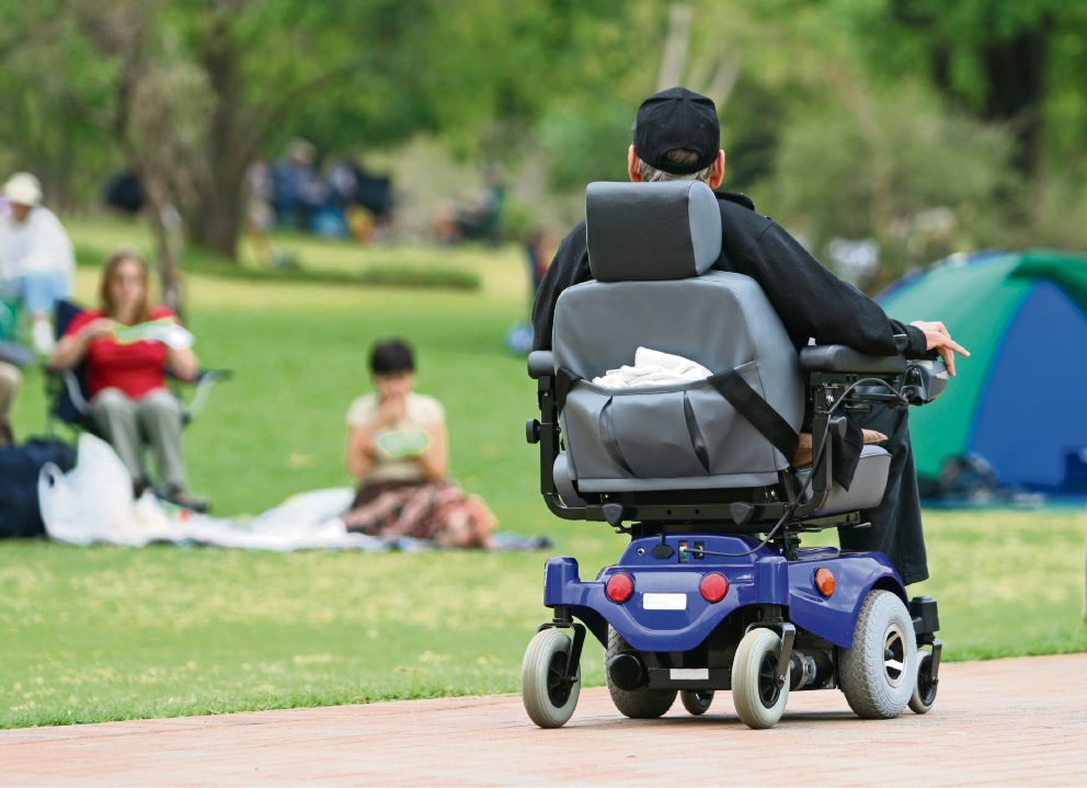 Proposed wheelchair and scooter regulations could leave users housebound.