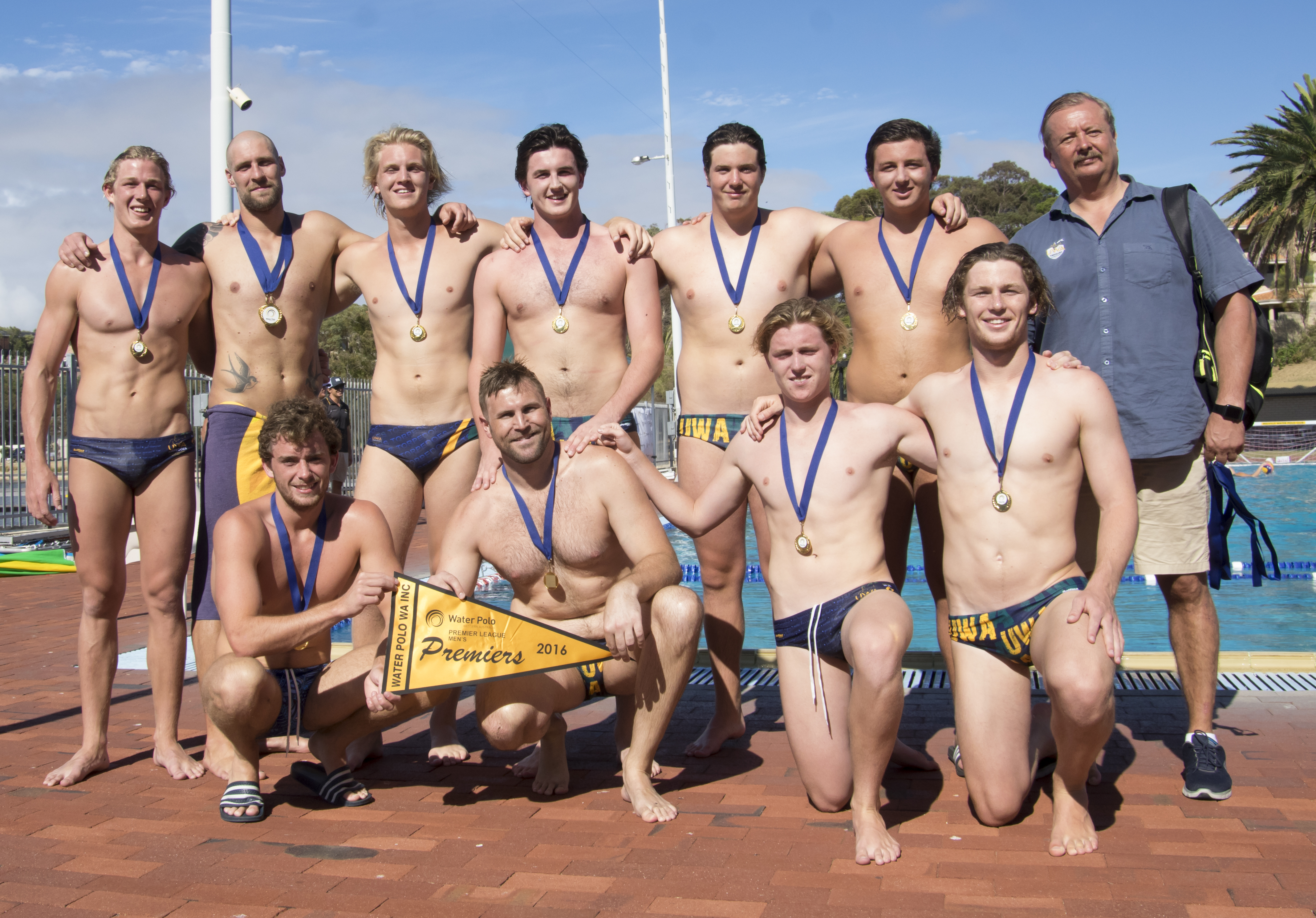 Water polo: Melville Sharks go down in close grand final 10-8 to UWA City Beach Bears