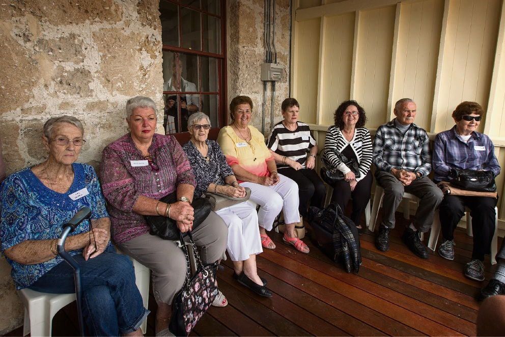 Henderson St Warders Cottage: former residents view redevelopments before sale