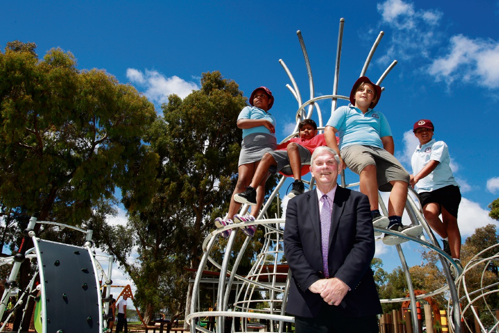 Bibra Lake: new $3.4m regional playground to add fun to summer time