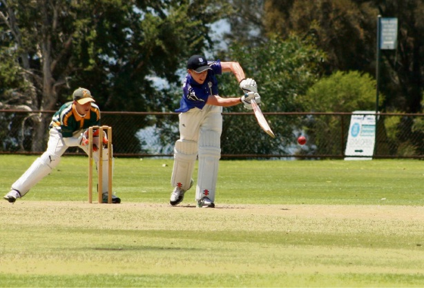 Fraser Hay drove home his Premier Cricket credentials with a sparkling 116 in round four.