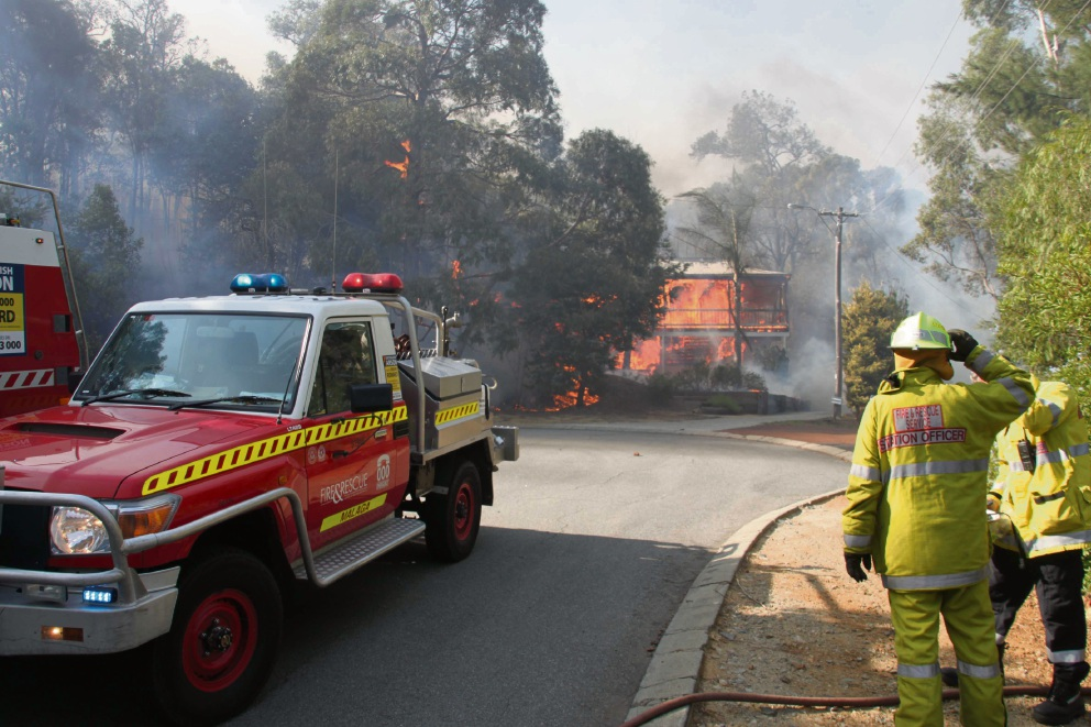 Perth Hills volunteer firefighters' IDs to be issued by December