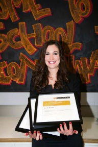 Helena Valley education graduate cleans up at Curtin University awards night