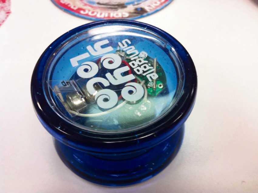 The YoYo Loco was recalled to protect children from injury or death.