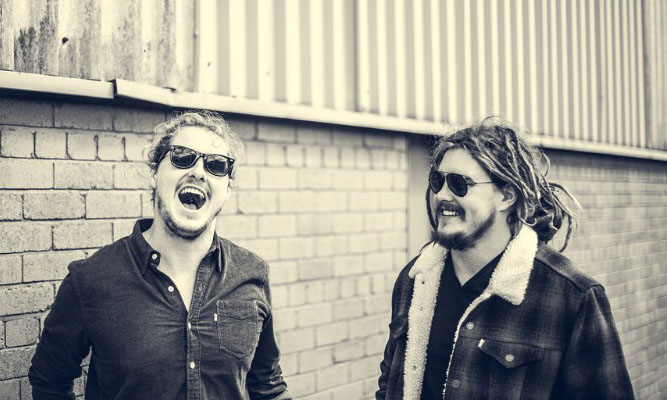 Pierce Brothers playing in Perth this Sunday