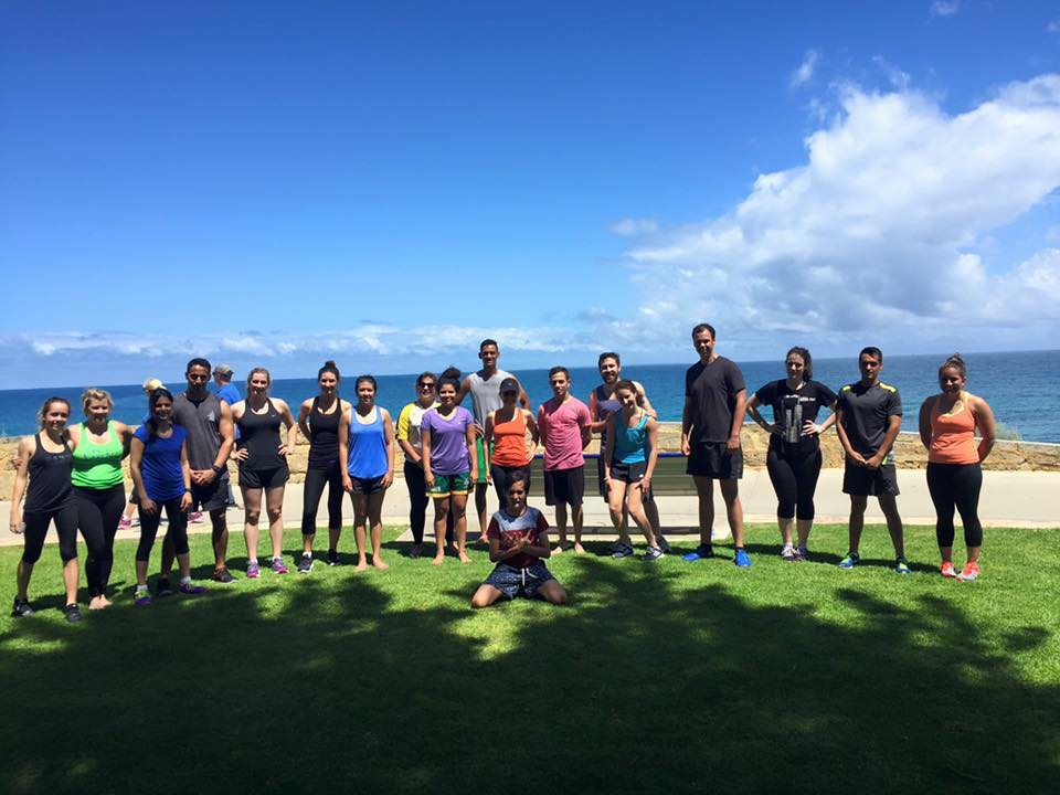 Free boot camp in Winthrop this weekend