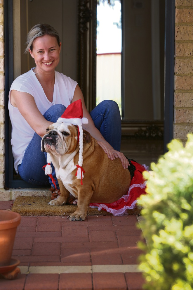 Tuart Hill designer puts family at heart of Xmas celebrations