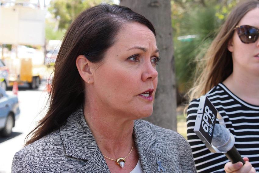 Liza Harvey | WA Liberal leader candidate