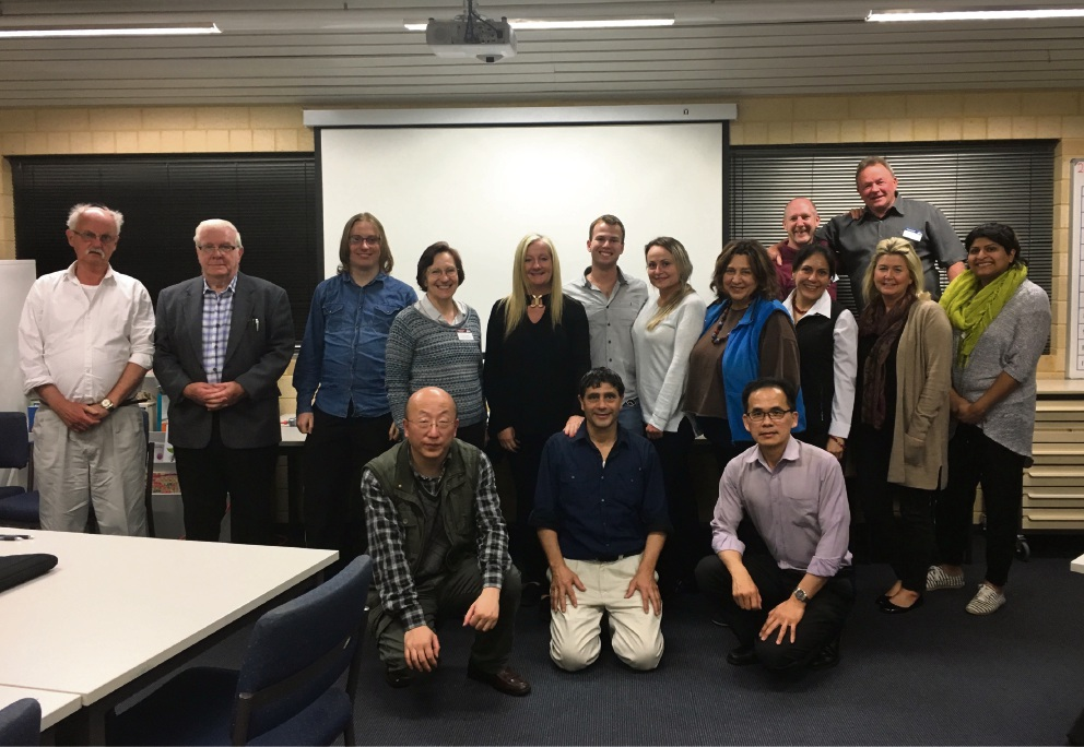 Mine hosts: The Butler Toastmasters hosted Wanneroo Mayor, Tracey Roberts.