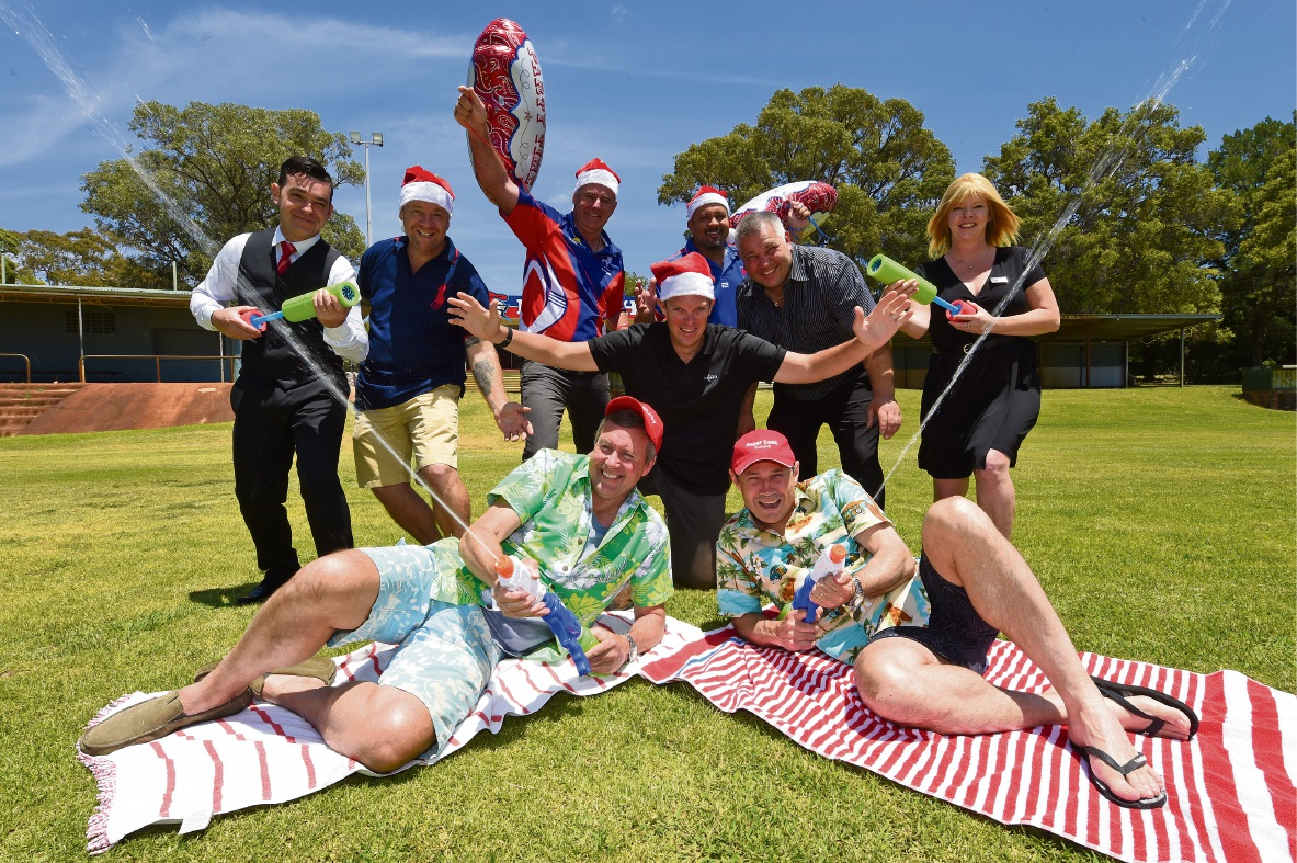 The Kwinana Community Christmas Party is this Saturday