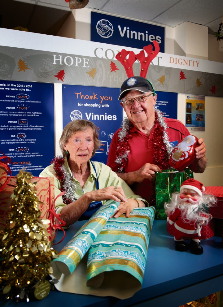 St Vinnies appeals for Xmas help