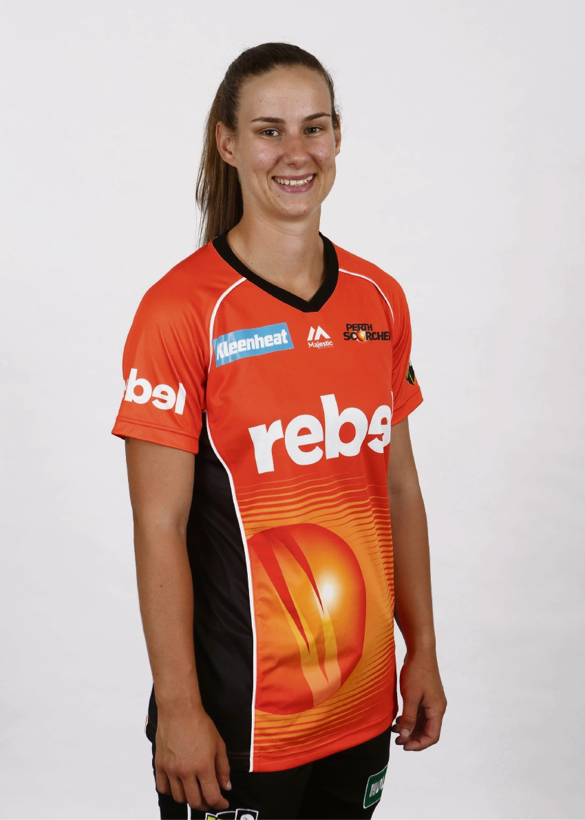 Cricket: South Perth duo set for Perth Scorchers WBBL participation this weekend