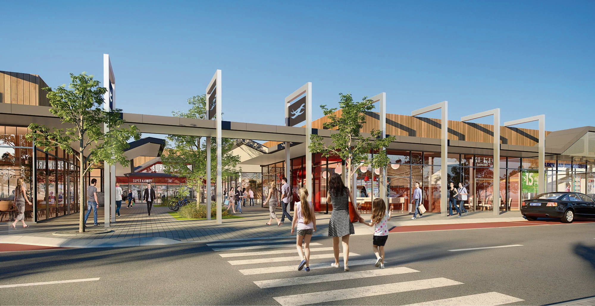 New village shopping centre and retail precinct planned for Golden Bay