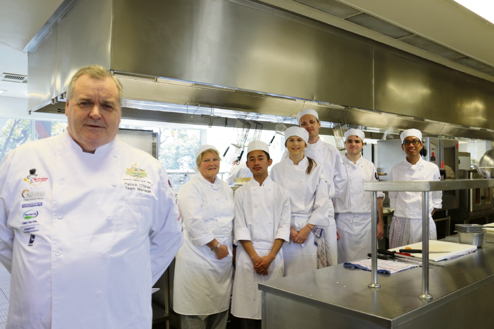 Currambine chef to compete in Culinary Olympics in Germany