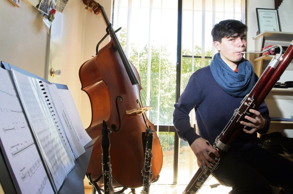 Luis Santos. Robin Kornet