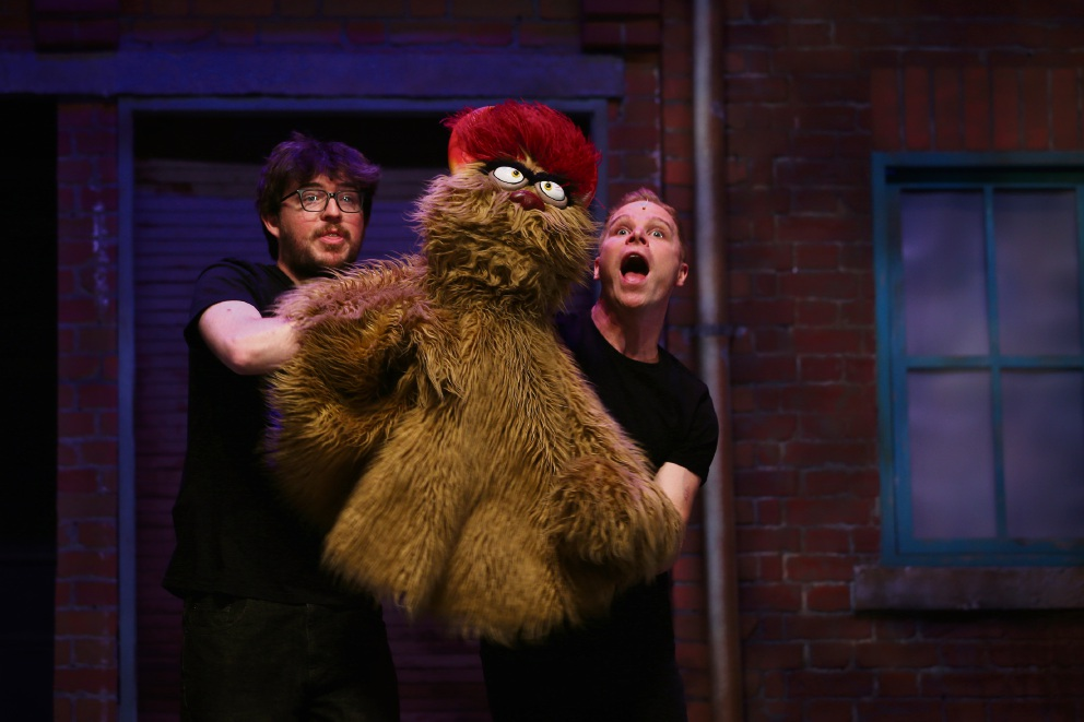 Sunny days with adults only Avenue Q at Crown Theatre Perth