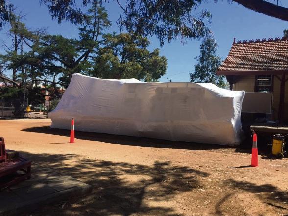 Kalamunda History Village reopens after asbestos removal