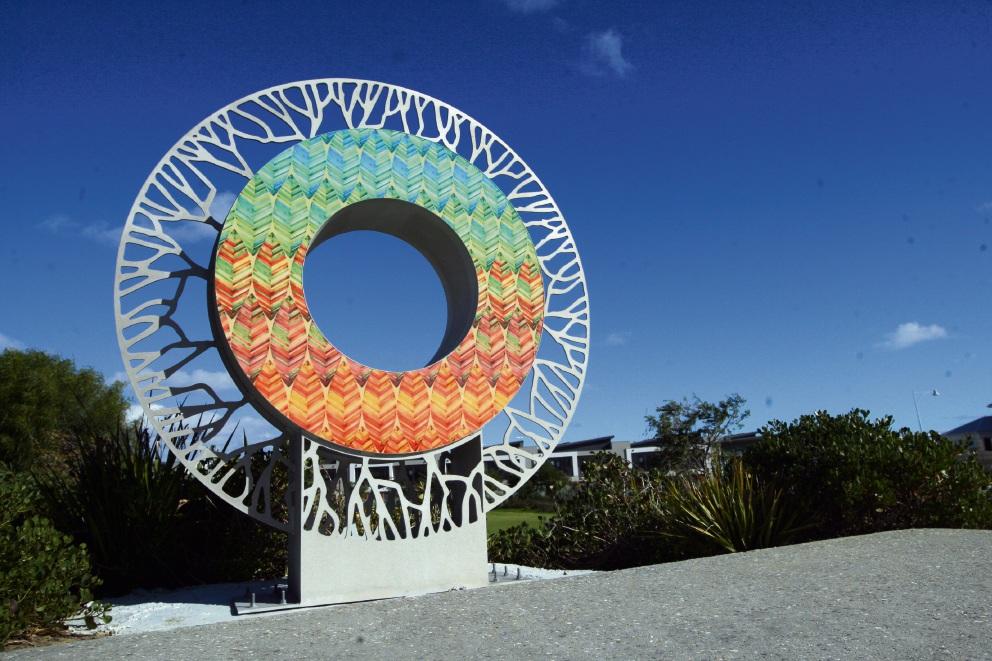 Helena Valley artist's work adorns Clarkson parks