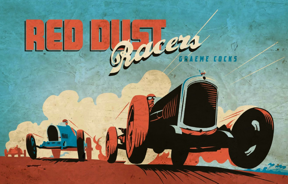 Red Dust Racers: Perth author shortlisted for International Historic Motoring Awards