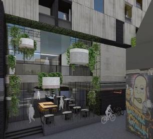 Stockade Building: landmark on corner of Barrack and Wellington streets set for radical high-rise transformation