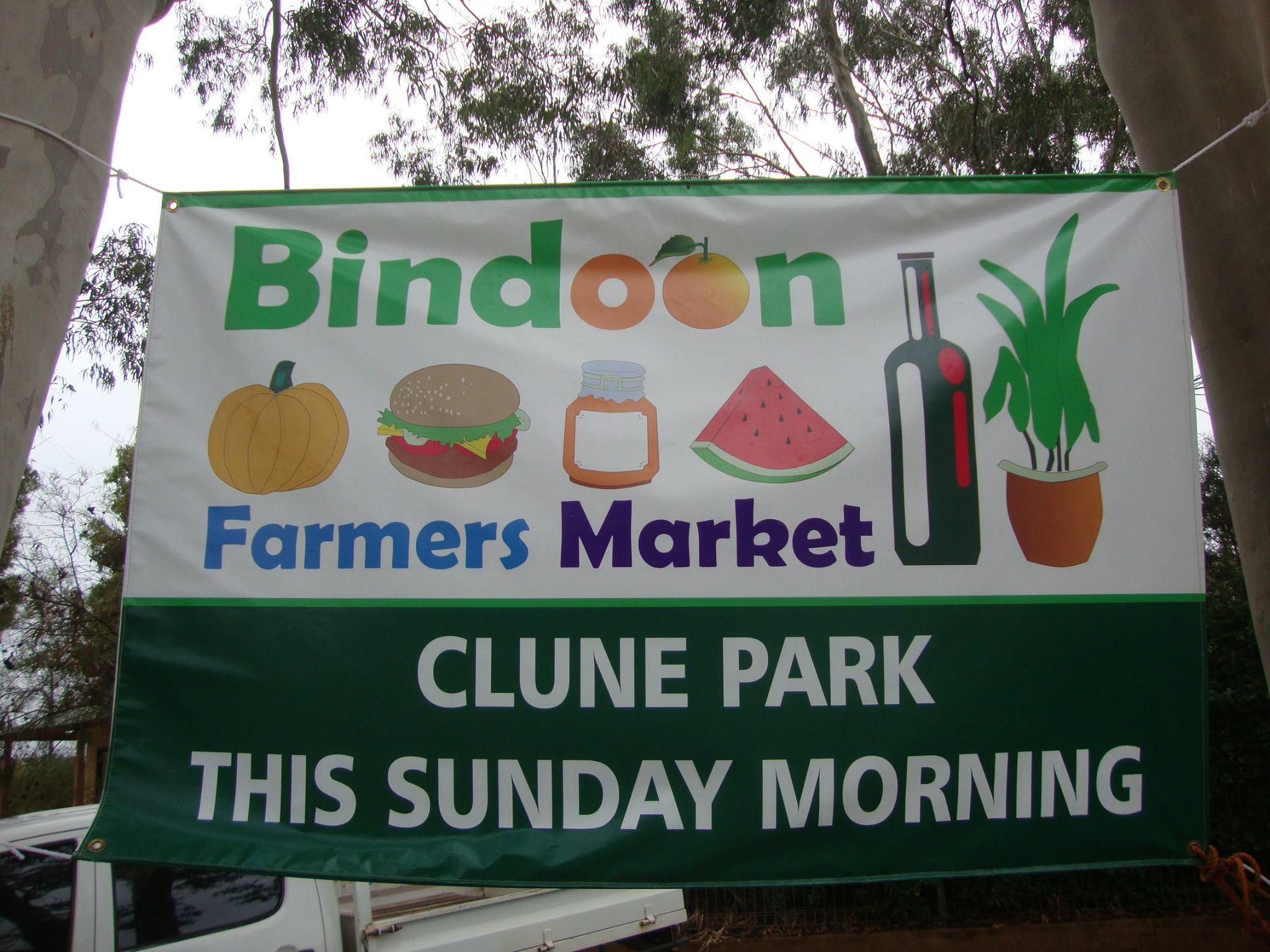 Bindoon Farmers Market on this Sunday