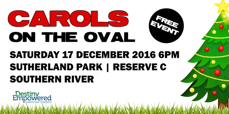 Carols on the Oval in Southern River