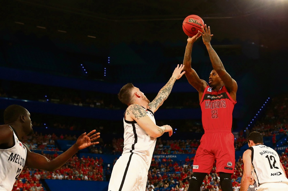 Casey Prather had a career-best game. Picture: Getty Images