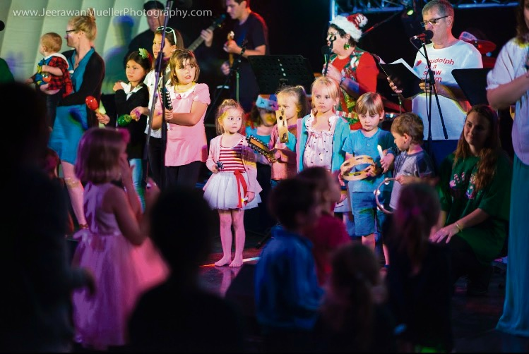 Guildford Carols by Candlelight at Stirling Square on Sunday