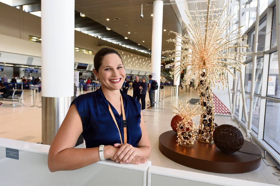 A day in the life of Perth Airport's terminal duty manager