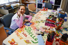 Rockingham residents have artwork on Christmas cards to raise money for Activ