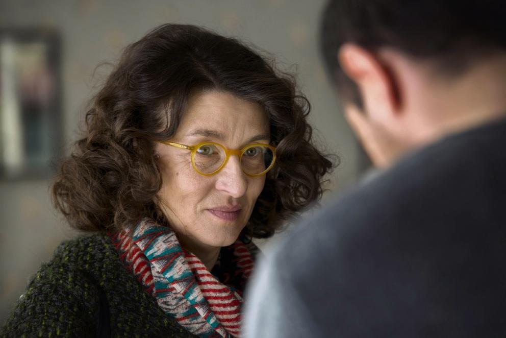 Noemie Lvovsky stars in Rosalie Blum.