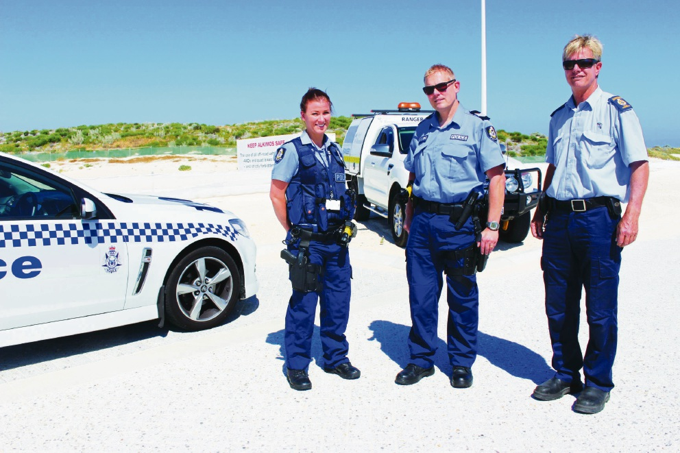 Increased police patrols and cameras will be used to monitor beaches.