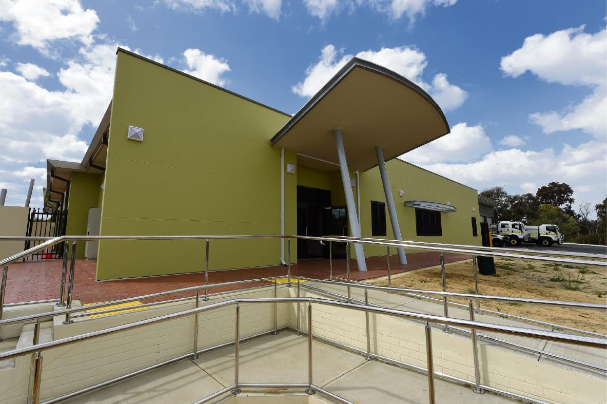 Beckenham's new $4.2m Emergency Operations Centre opens