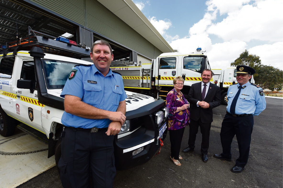 Beckenham's new $4.2m Emergency Operations Centre opens