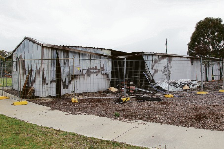 Gosnells Archers to rebuilt club after fire destroys clubrooms