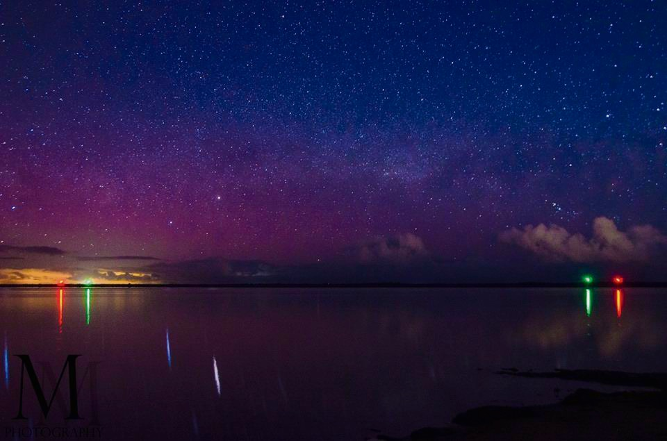 Mandurah photographer captures rare Aurora Australis