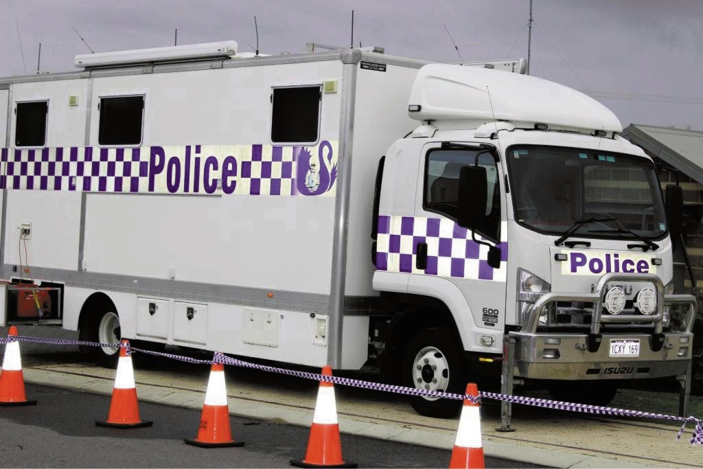 Police suspect a gang of youths is behind a spike in crime in Baldivis