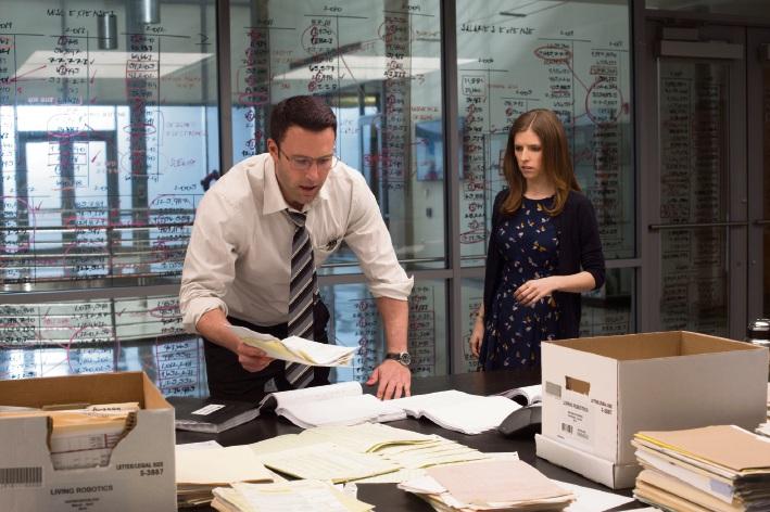 Ben Affleck and Anna Kendrick.