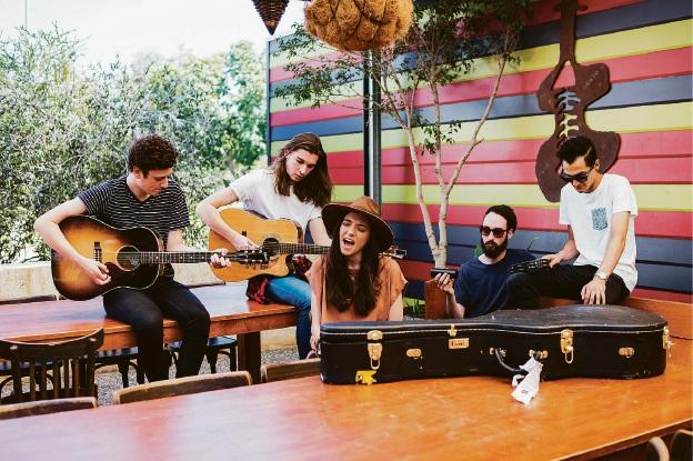 Ellenbrook singer and band hunting for spot on Falls Festival's Fremantle bill