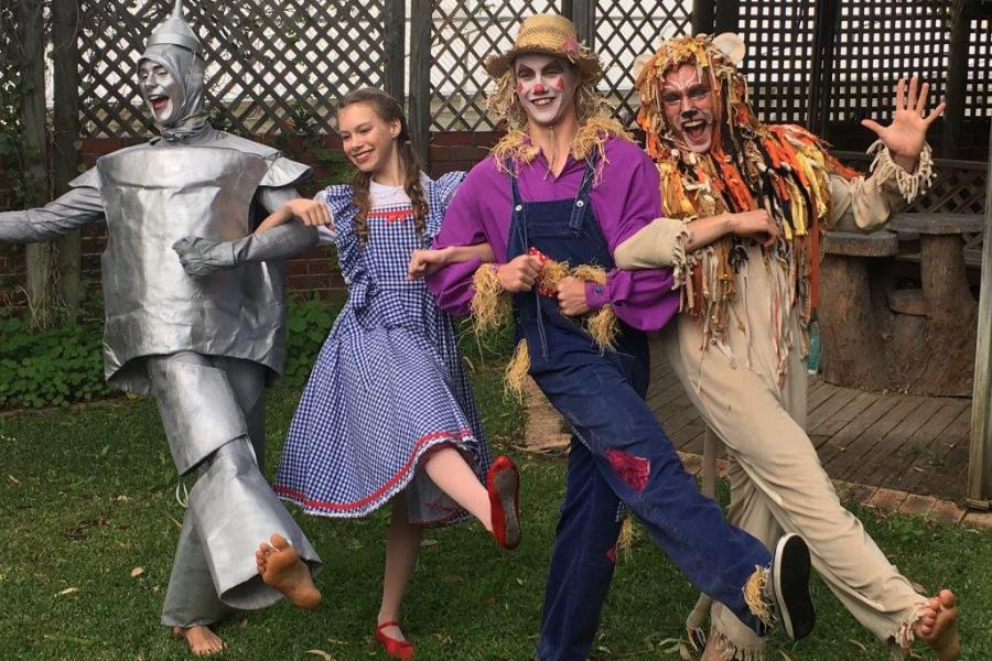 Wizard of Oz comes to Kings Park this weekend