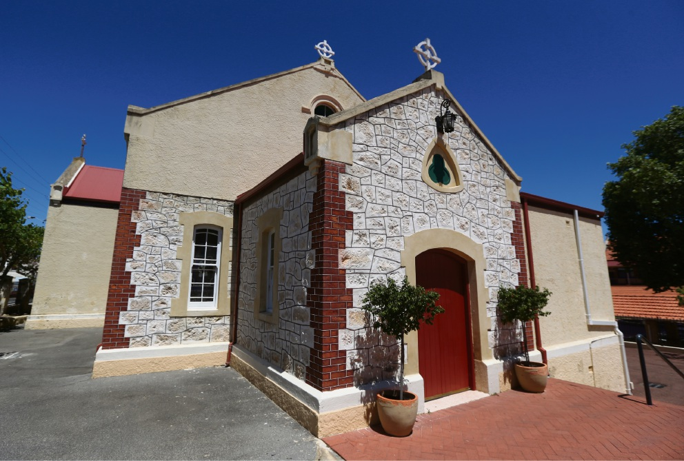 CBC Fremantle buildings added to State Register of Heritage Places