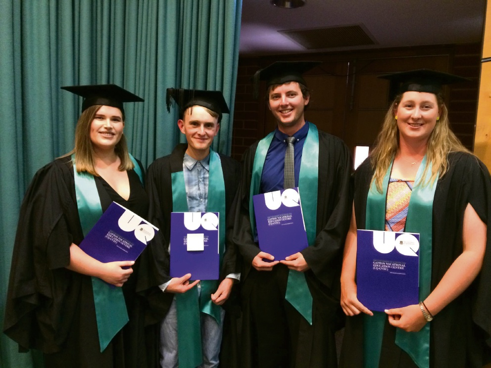 Muresk celebrates first crop of agricultural diploma graduates